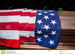 How To Fold Us Flag Military Funeral Casket Stock Photo Image Of Event Death 39001186