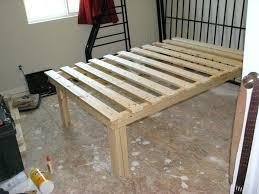 platform full bed frame belleze foldable lightweight bed frame