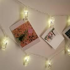battery led christmas lights gerlyanda led christmas lights battery led light string clip garland