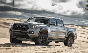nissan tacoma 2017 toyota tacoma in depth model review car and driver