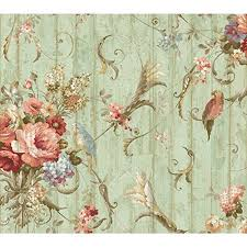 Shabby Chic Style Wallpaper by Shabby Chic Wallpaper Amazon Com