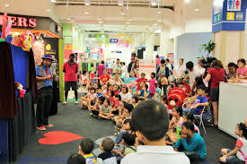 clowns for kids birthday in malaysia allan friends studios ventriloquists puppeteers for kids birthday in malaysia
