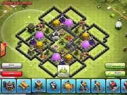layout vila nivel 9 clash of clans clash of clans centro da vila 9 farming defesa de ouro e elixir