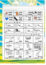 english worksheets sh worksheets page 2