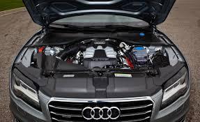 audi a7 engine audi a7 brief about model