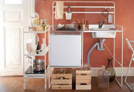 Mini Kitchen Design Mini Kitchen By Ikea A Small Price For A Functional Use Of Small