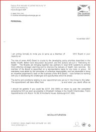 office appointment letter format images letter samples format