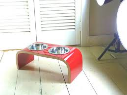 raised dog bowls available in various colours sizes by a and