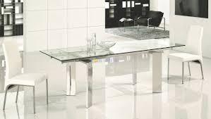 dining tables modern design glass modern dining table brucall com