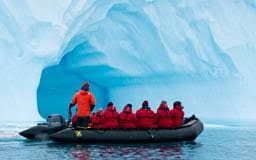 antarctica trip of a lifetime telegraph