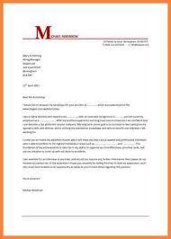 8 application letter format for job in word format bussinesjob