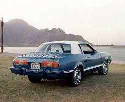 ford mustang 77 1977 ford mustang ii image https conceptcarz com images