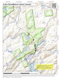 Google Maps New York State by Lake Desolation State Forest U2013 Andy Arthur Org