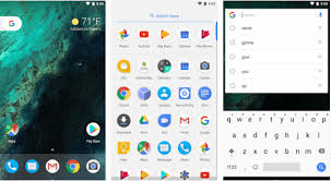 apk laucher and install official pixel launcher on android apk