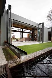 modern home architects modern sustainable home in south africa architect gillian holl s