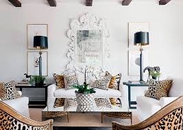 Animal Print Furniture by The Five Hottest Ways To Use Leopard Print