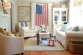 iron u0026 twine living room decor july 4th