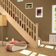Oak Stair Banister Solution Stair Parts Axxys Stairs Oak Stairparts Stair Kits
