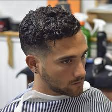 curly hair combover 60 sizzling tape up haircut ideas get your fade in 2018