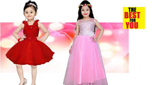 best girls dress design party wear dresses for girls in flipkart