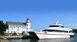 jet express ferry rides to put in bay and kelleys island