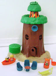 30 best tree tots images on trees vintage toys and