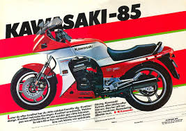 kawasaki gpz750r ninja