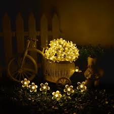 String Lights Outdoor Wedding by Online Get Cheap String Lights Flowers Aliexpress Com Alibaba Group