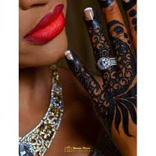 25 stunning images of traditional kenyan and nigerian bridal henna