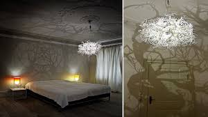 Forest Canopy Bed This Magical Chandelier Creates A Fantasy Forest Of Shadows In