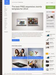 top free responsive joomla templates for business website web