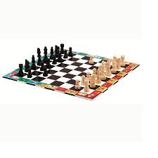 my first wooden chess set by crafts4kids notonthehighstreet com