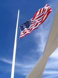 Flag Flown At Half Mast Flags Half Staff In South Dakota To Honor 9 11 Victims