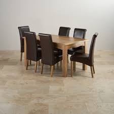 Extending Table And Chairs Dining Table Sets Free Delivery Oak Furniture Land