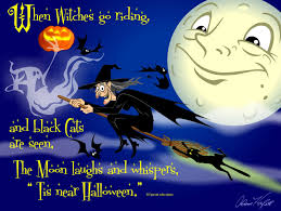 Scary Halloween Poems Halloween Poems About Witches U2013 Festival Collections