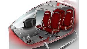 Custom Classic Mini Interior Mecaer Aviation Group Offers A Custom Interior For The Bell 505
