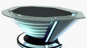 News Studio Desk by Virtual Tv Studio News Desk 9 Datavideo Virtualset