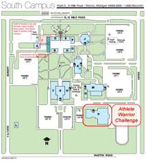 Occ Map Macomb Community College Center Campus Building Map Image Gallery