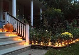 exteriror lighting for the fall season home u0026 garden design ideas