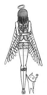 sad angel by xanonymousshadowx on deviantart