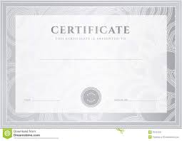 Prize Certificate Template Award Stock Illustrations 89 968 Award Stock Illustrations