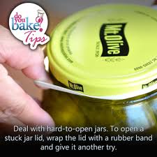 deal with hard to open jars u2013 do you bake
