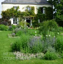 the parterres a one year update my french country home