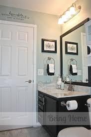 Home Decor Bathroom Bathroom U2013 Before U0026 After Being Home Decor U2013 Be Creative Love