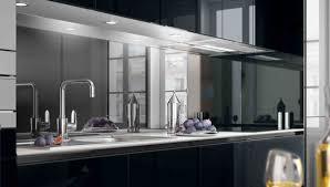 cr ence en miroir pour cuisine cuisine miroir credence miroir pour cuisine with avec
