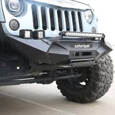 monster jeep jk safaripal jeep wrangler monster front rear bumpers for jeep wrangler j