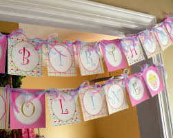 Banner Design Ideas Diy Diy Birthday Banner Home Design Great Classy Simple And Diy