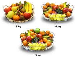livraison de fruits au bureau juste à temps
