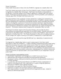 Consulting Job Cover Letter Cover Letter For Executive Director Position Images Cover Letter