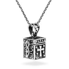 box lockets 33 best prayer box necklaces images on prayer box